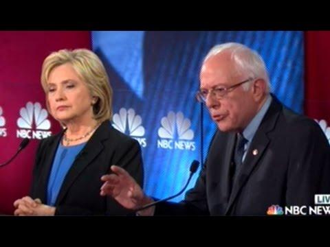 2016 Democratic Presidential Debate in South Carolina pt.1