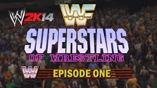 WWE 2K14 Superstars Of Wrestling (1987 - 1992 Era Caws) - Episode 1