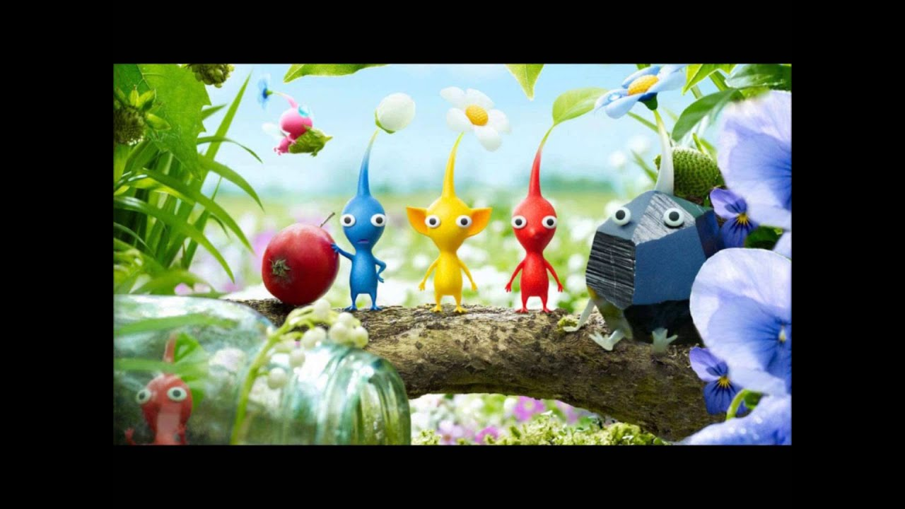 Pikmin 3 Mid Boss Music Full With Intro And Defeat Jingles Youtube