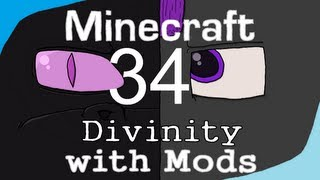 Minecraft: Divinity with Mods(34): I Like Twordles