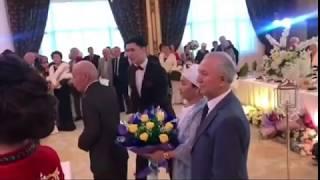 50 лет совместной жизни бабушке и дедушки Димаша Кудайбергенова_2