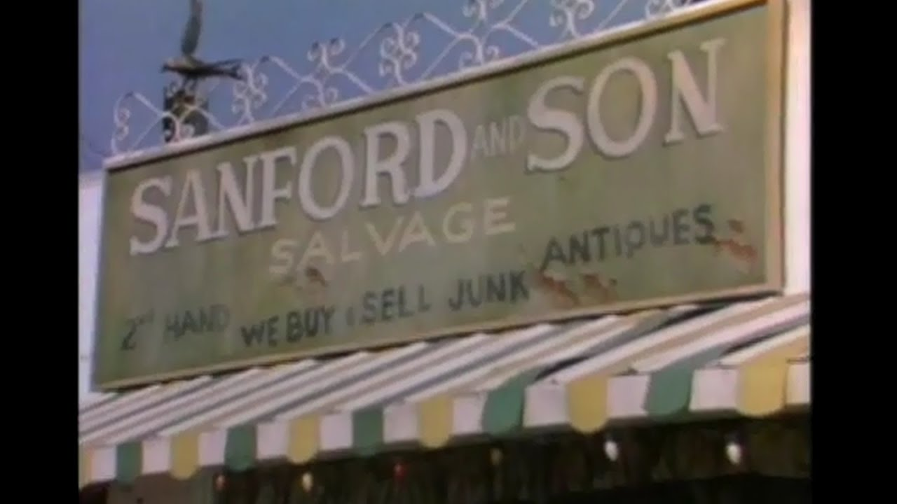 Sanford and Son Opening and Closing Credits and Theme Song