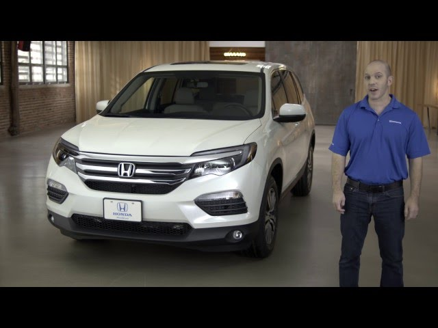 2016 Honda Pilot Walk-Around Tour And Review