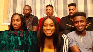 Rayvanny - Makulusa ft Maphorisa x Dj Buckz ( REACTION VIDEO ) || @Rayvanny @DjMaphorisa