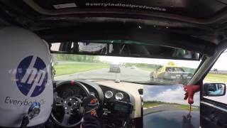 NJMP - 24 hours of Lemons - Real Hoopties of New Jersey 2016 - Saturday - Derrick second stint