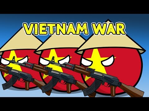 American war | Hungary and Romania - Countryballs