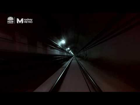 Sydney Metro: North West Line, Full Journey POV Real Time