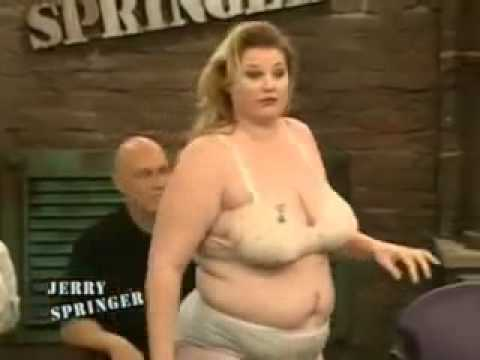 Jerry springer lesbian fights