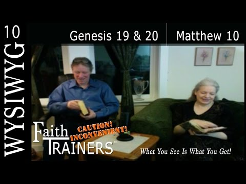 Faith Trainers WYSIWYG Day 10