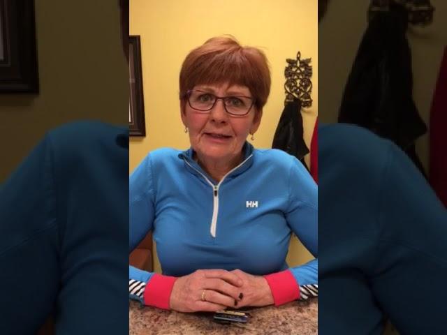 Testimonials - Nancy - Okotoks Physical Therapy