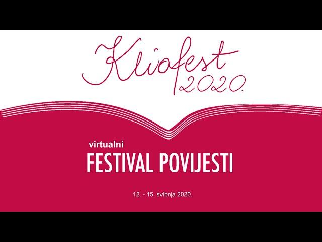 Virtualni Kliofest - najava