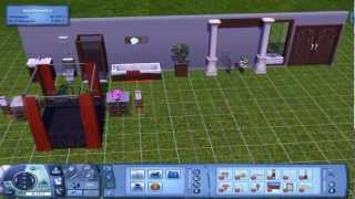 The Sims 3 Master Suite Stuff Items Showcase