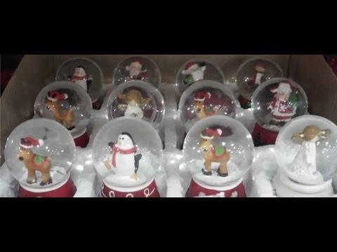 Como hacer bolas cristal de navidad caseras youtube - Adornos navidenos caseros ...