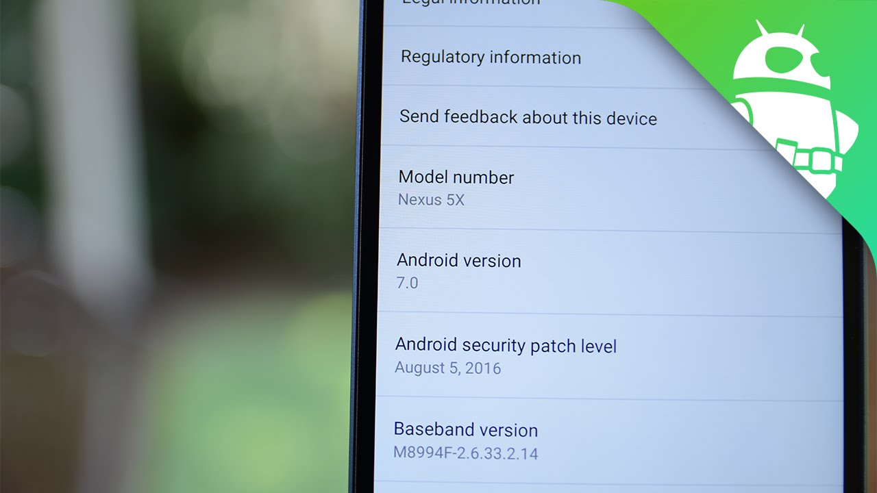 Android Nougat update tracker: when your phone will get it