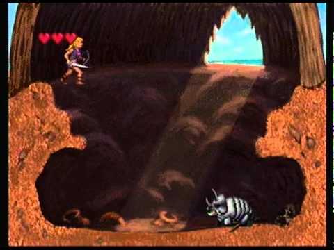 Zelda: The Wand of Gamelon Walkthrough Part 01 - Aru Ainu - Sakado