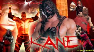 Kane Out of Fire Theme Song V2 Arena Effects
