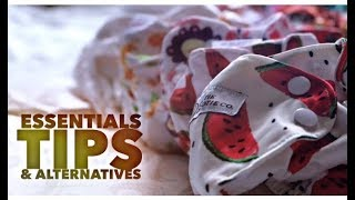 NEWBORN CLOTH DIAPERING ESSENTIALS