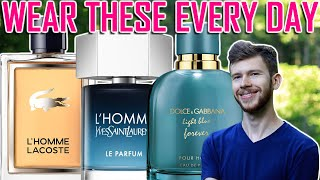 7 FRAGRANCES I COULD WEAR EVERY DAY IN SUMMER & NOT GET TIRED OF | ADDICTIVE SUMMER SCENTS