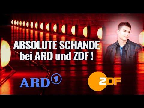 ABSOLUTE SCHANDE bei ARD und ZDF!