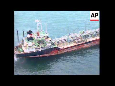 MALAYSIA: STRAITS OF MALACCA: TANKER COLLISION