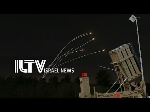 4 rockets fired from Syria towards Israel's Golan Heights - ILTV Israel news - Nov. 19, 2019