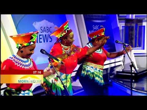 Mahotella Queens pay tribute to Hugh Masekela