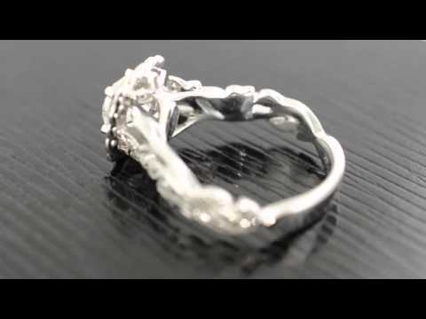 Noam Carver Engagement Ring Available at Graziella Fine Jewellery