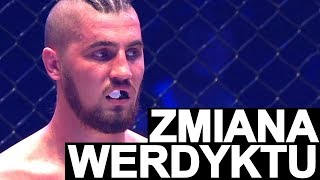 FAME MMA 3: ANALIZA WALKI  DON KASJO vs ADRIAN POLAK *zmiana werdyktu sędziów*