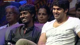 Super Singer   Gaana Bala and G V Prakash sing Hey Baby