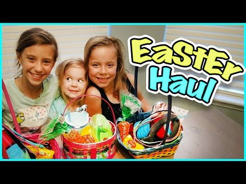🐣 WHAT'S IN OUR EASTER BASKET 🐣 AND WE PLAY The Price Is Right! Smelly Belly TV | family vlog