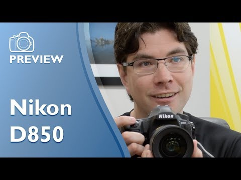 Why did Nikon release the D850?