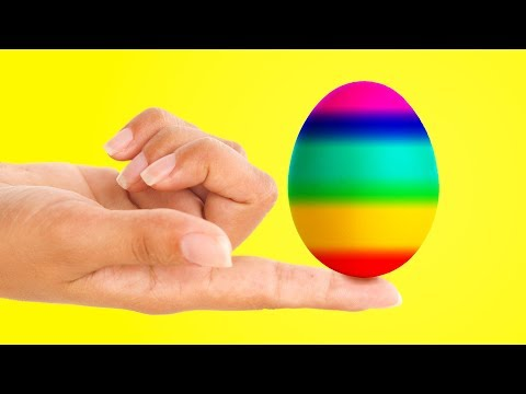 20 COLORFUL TRICKS FOR KIDS