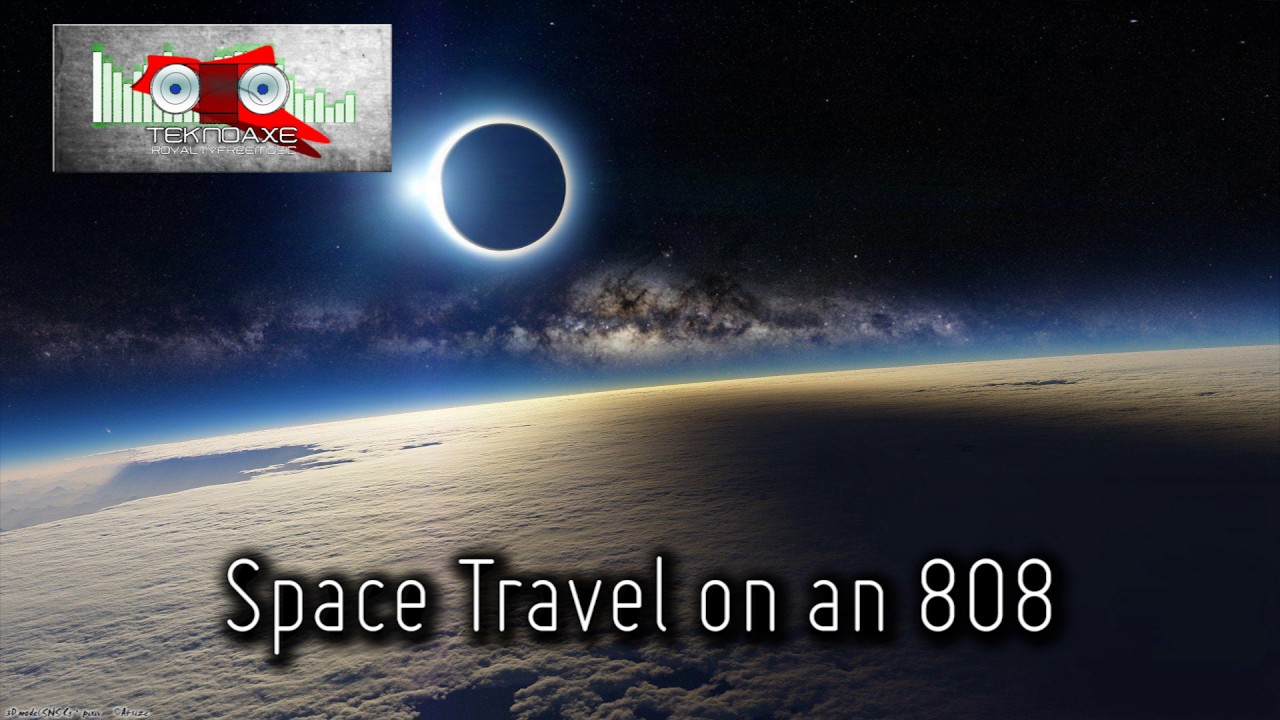 Space Travel on an 808 --- Future Bass/Trap -- Royalty Free Music