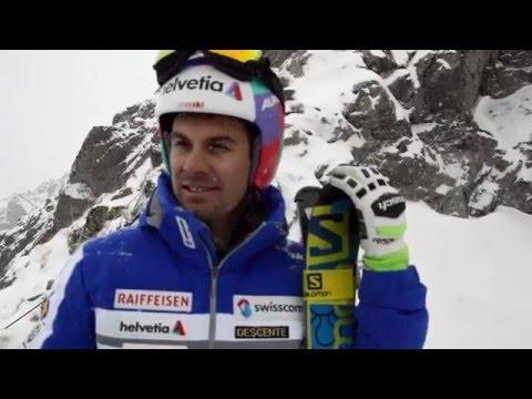 One year to go: Sandro Viletta - ein Jahr vor der Heim-WM in St. Moritz
