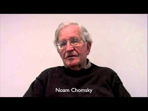 Noam Chomsky Speaks about the Middle East Children's Alliance