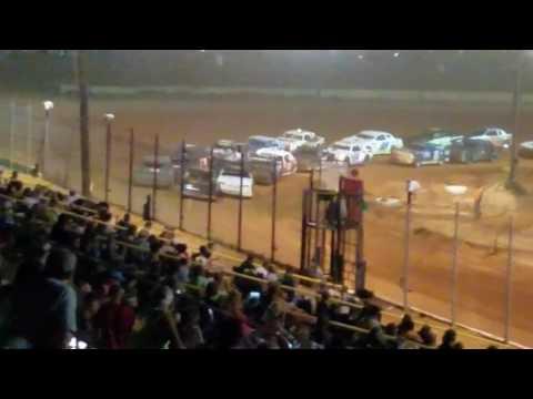 06/10/2017 Feature Race PureStock Southern Raceway