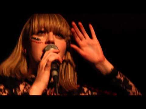 "The Bamboos feat. Ella Thompson ""Medicine Man"" live at The Metro, Sydney 22/06/12"