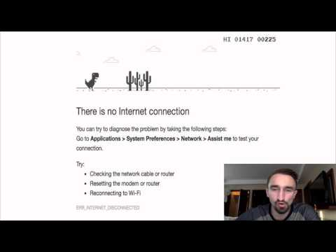 THERE IS NO INTERNET CONNECTION!? :( - Secret Game 😉