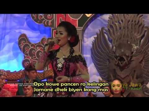 Jenang Gulo & Ireng Manis - Deny Kristiani