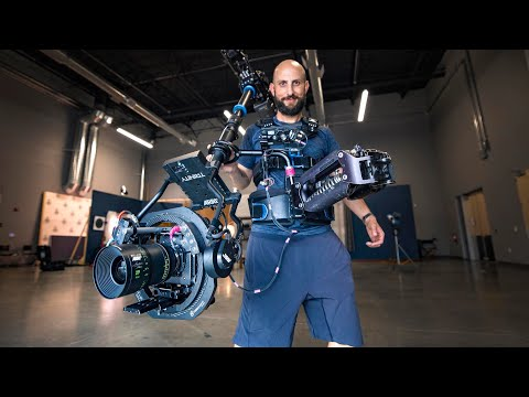 Arri Trinity | Meet The Worlds Most Advanced Camera Stabilizer