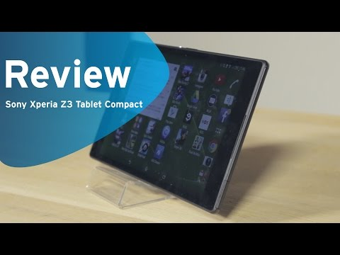 Sony Xperia Z3 Tablet Compact review (Dutch)