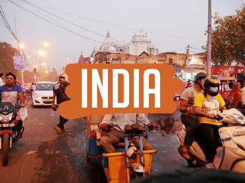 NEW DELHI, INDIA: Exploring Markets