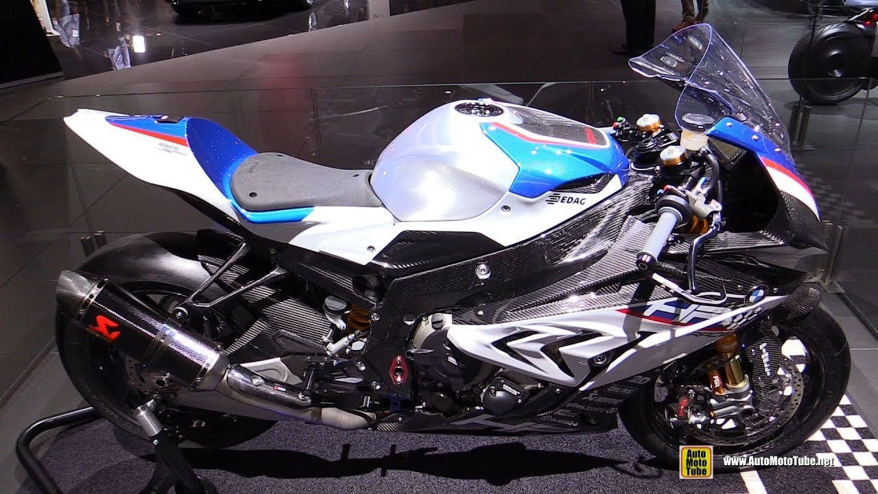 2018 bmw s1000rr hp4 race walkaround 2017 frankfurt auto show youtube. Black Bedroom Furniture Sets. Home Design Ideas