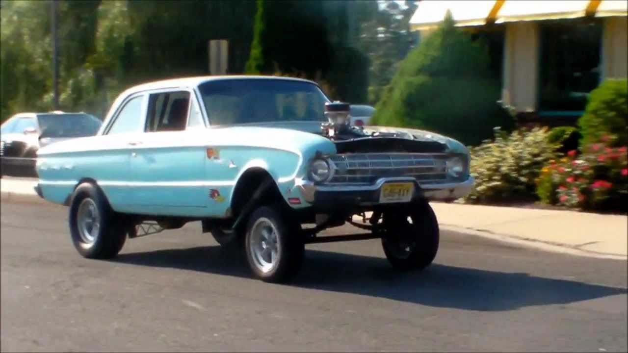 Straight Axle Falcon At Fuddruckers Nj Youtube