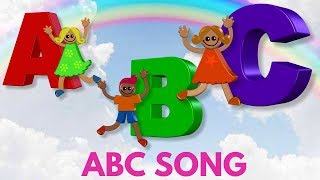Alphabet song | ABC song for children | English song for kids