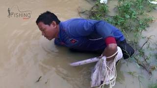 Believe This Fishing ??? Special Fish Trapping System | New Technique Of Catching Country Fish