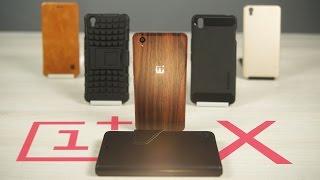 OnePlus X - Top 5 Cases