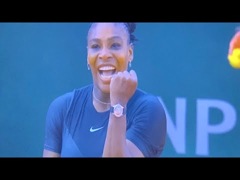 Serena Williams Beats Julia Gorges In French Open, Maria Sharapova Next