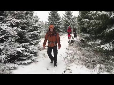 2016 - Winter Backpack-Trip - Harz - Germany