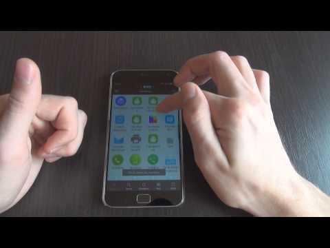 Удаление системных приложений Андроида